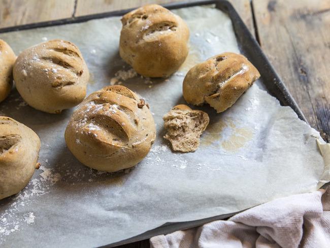 Petits pains de campagne