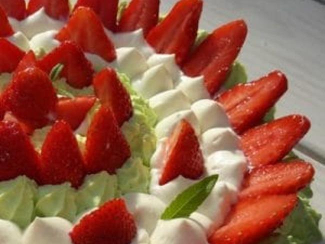 Fantastik fraises amandes verveine