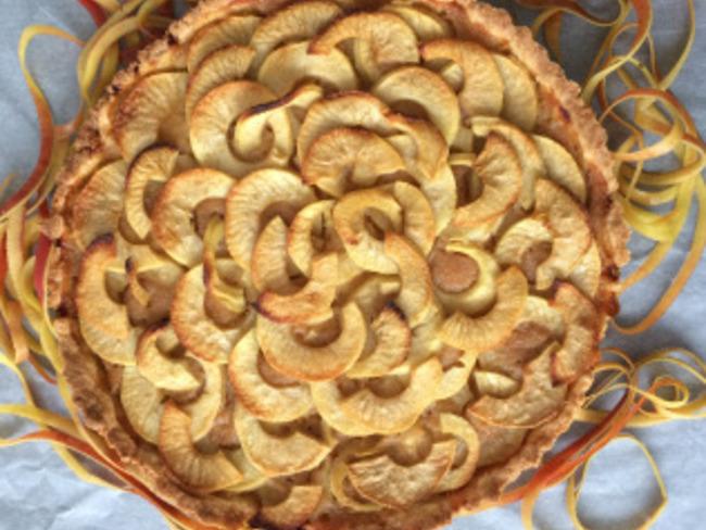 «The tarte aux pommes