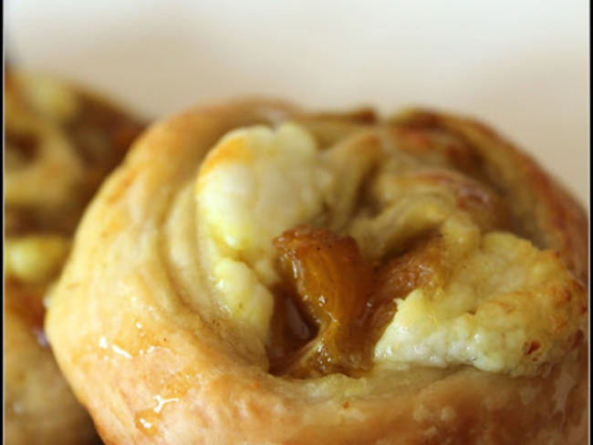 Escargots feuilletés