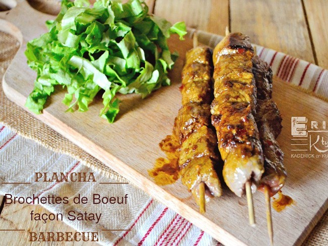 Sur plancha ou au barbecue... on grille !