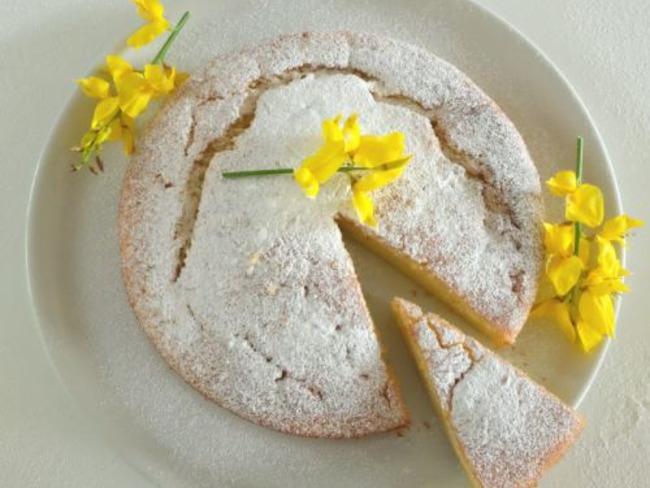 Gâteau ultra-moelleux à la ricotta et au citron