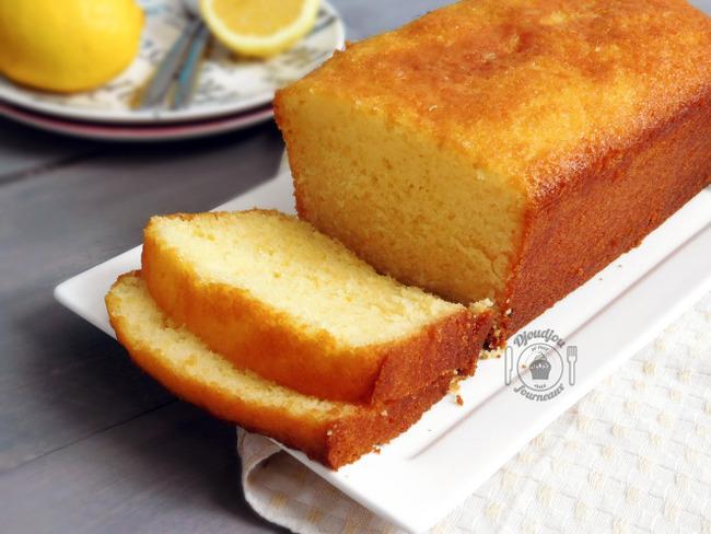 Recette Cake Moelleux Au Citron Vert