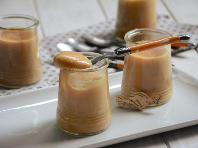 Crèmes dessert caramel