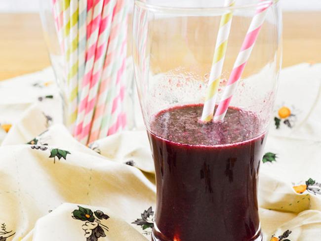 Pur jus de raisin rouge - Recette par Amandise