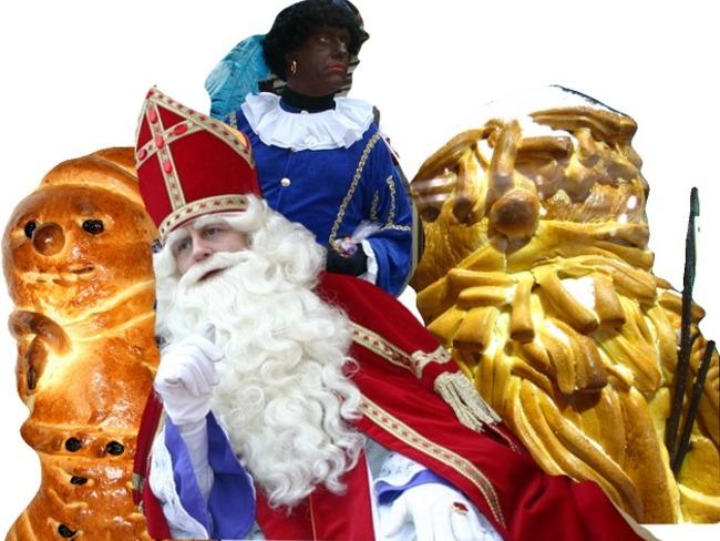 Petit bonhomme de la Saint-Nicolas Grittibänz, pain au lait du goûter