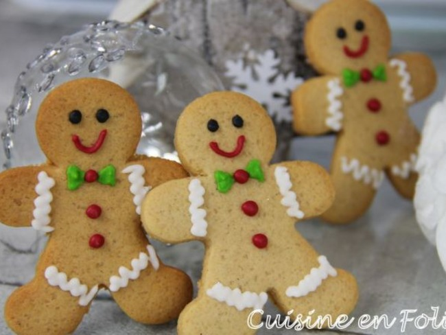 Gingerbread Cannelle-gingembre