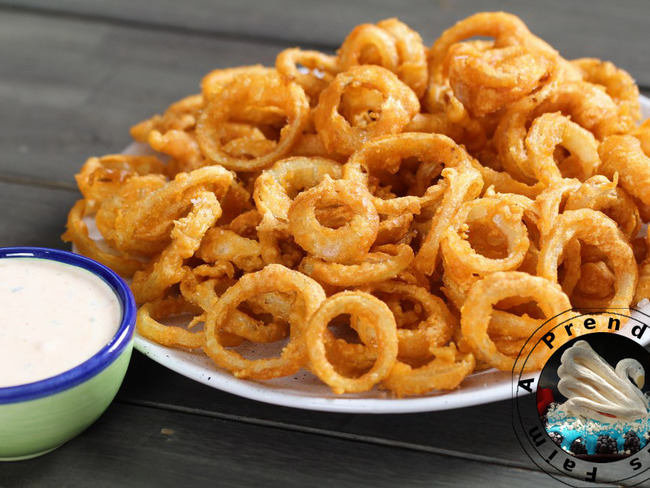 onion rings recette par a prendre sans faim. Black Bedroom Furniture Sets. Home Design Ideas