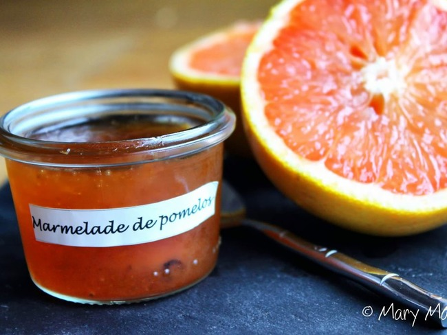 Méli-mélo de pomelos