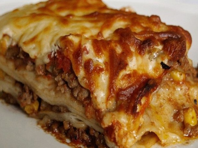Lasagne bolognaise ricotta