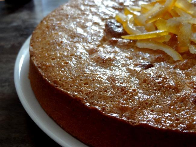 Gâteau à la chapelure