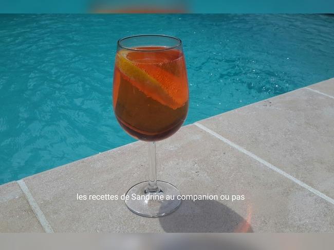 Spritz, cocktail italien pétillant