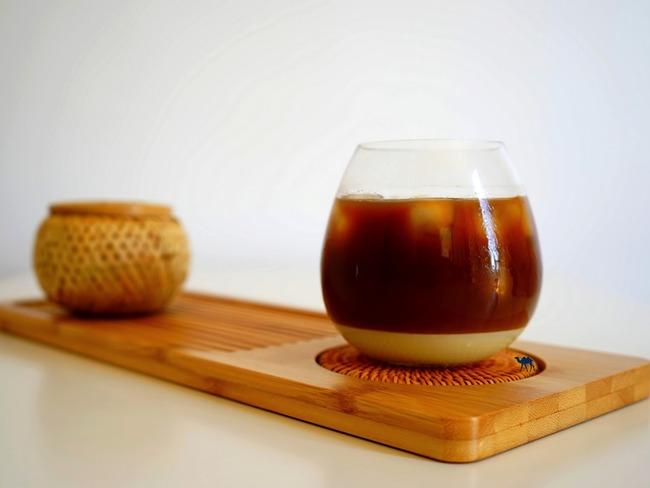 Des recettes un peu fort de café