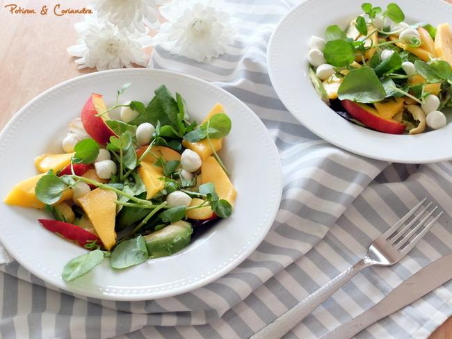 Racontez-moi des salades