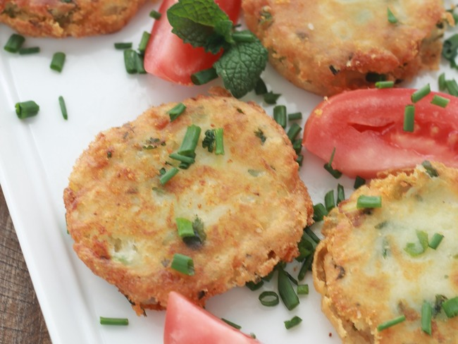 Makouda, galettes de pommes de terre à l'algérienne - Recette par Cuisine  Culinaire