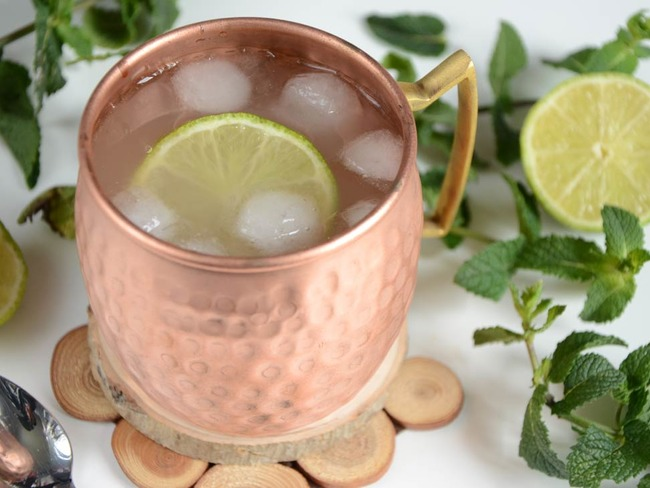 Cocktail Moscow Mule