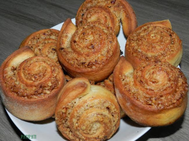 Couques aux noix de pécan