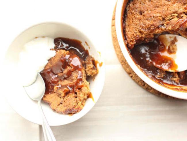 Gâteau pudding aux épices à spéculoos