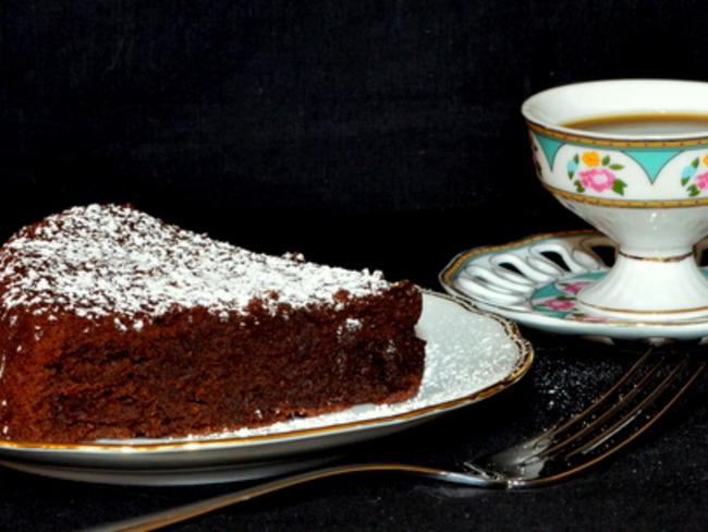 Gâteau au chocolat de Catherine