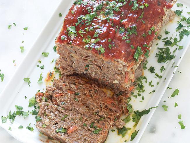 Pain de viande classique américain