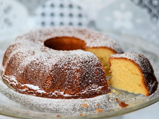 Gâteau au vin blanc moelleux