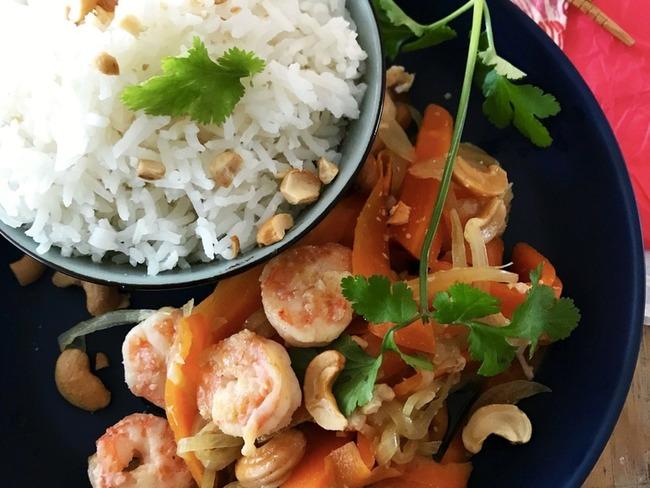 Pour fêter le nouvel an, ce soir on mange chinois