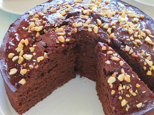 Gâteau au yaourt et cacao en poudre, moelleux facile