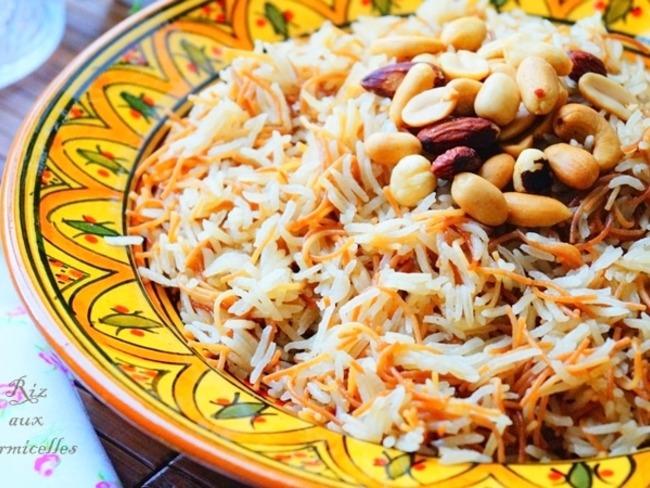 Riz à la vermicelle libanais