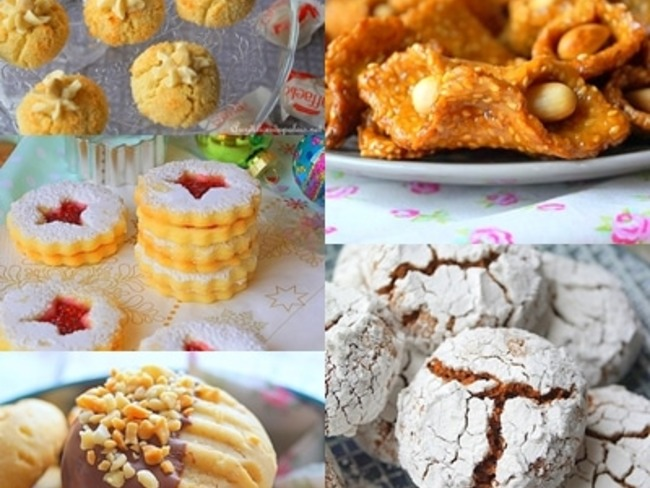 Gâteaux algériens facile