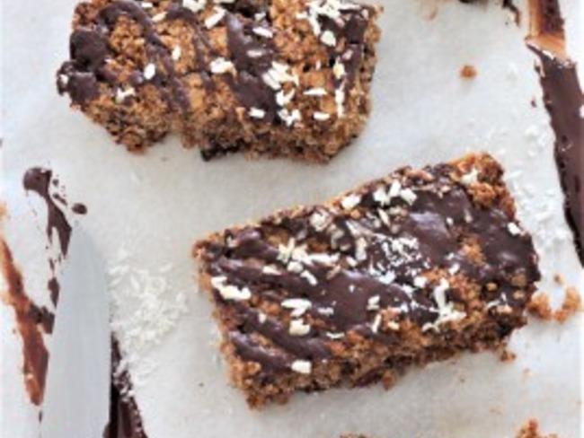 Barre de céréales au chocolat