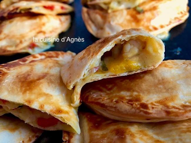 Empanadas aux noix de saint-jacques