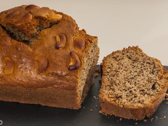 Gâteau du matin aux noix