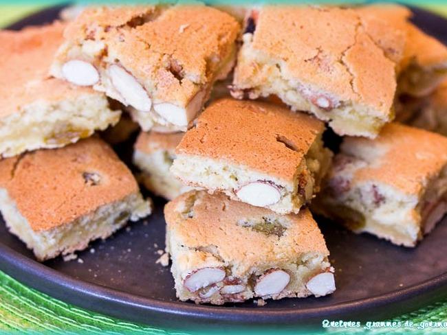 Nougats biscuités