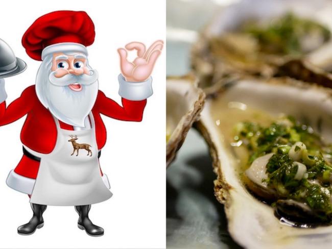 Chaudes les huîtres