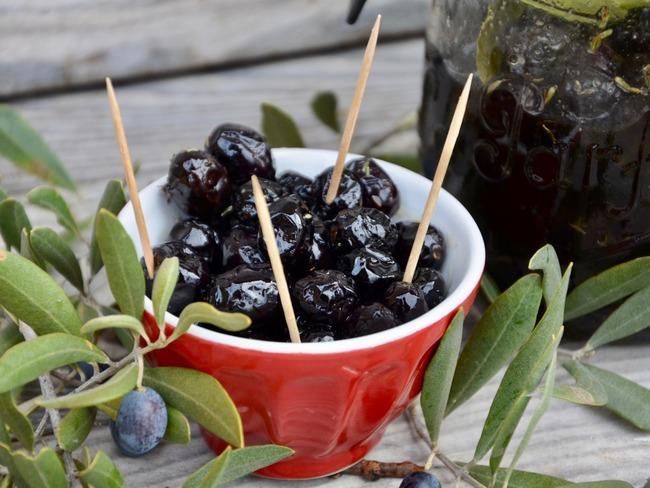 Olives noires de Provence