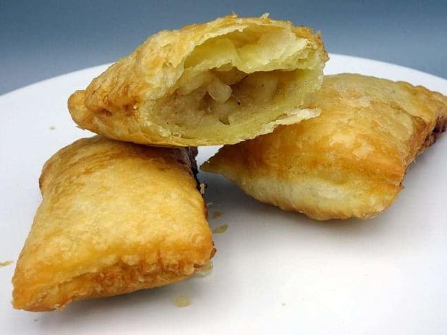 Apple pies croustillants