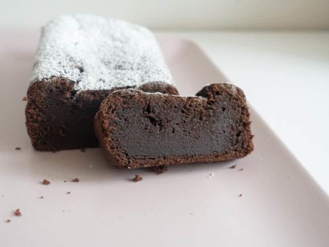 Gâteau fondant chocolat crème de marrons