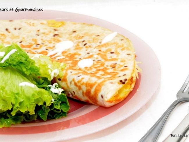 Tortillas farcies