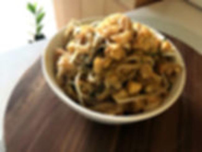 Pad Thaï au tofu et légumes