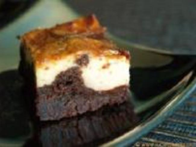 Carrés Fondants Chocolat-Mascarpone