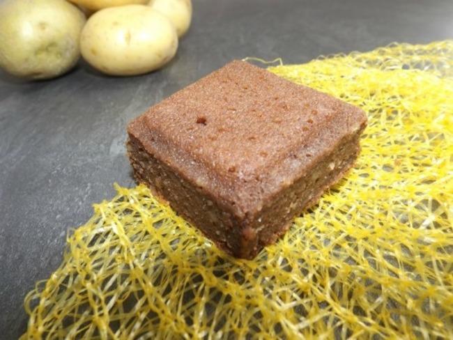 Gâteau au chocolat et à la pomme de terre