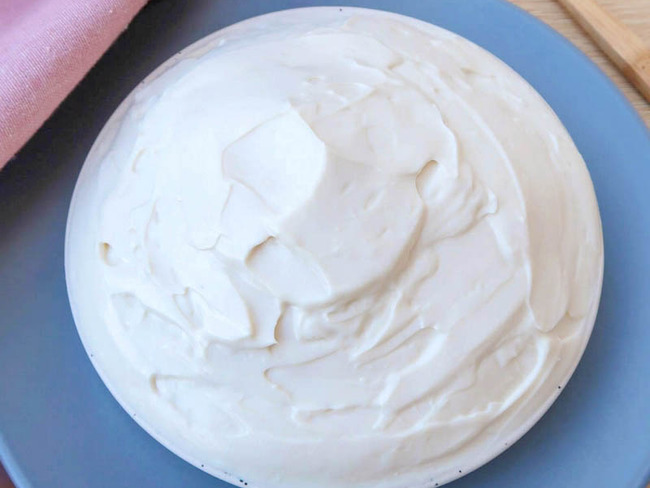 Mascarpone sans lactose