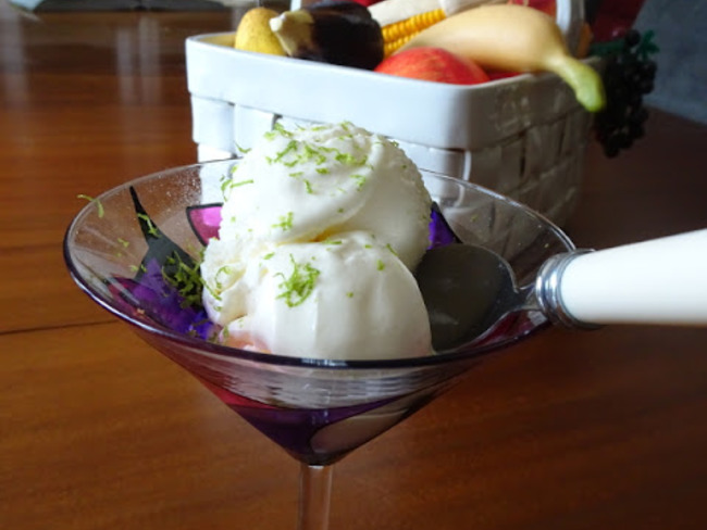 Margarita crème glacée