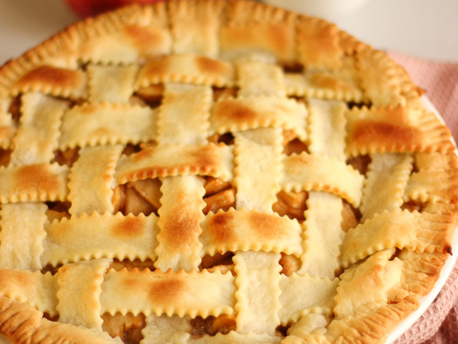 Il n'y a que l'apple pie qui m'aille
