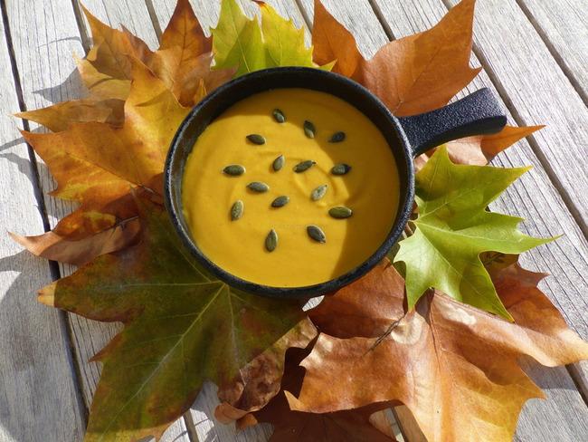 Velouté d'automne  - Philandcocuisine