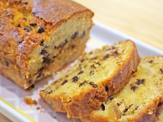 Cake Poires