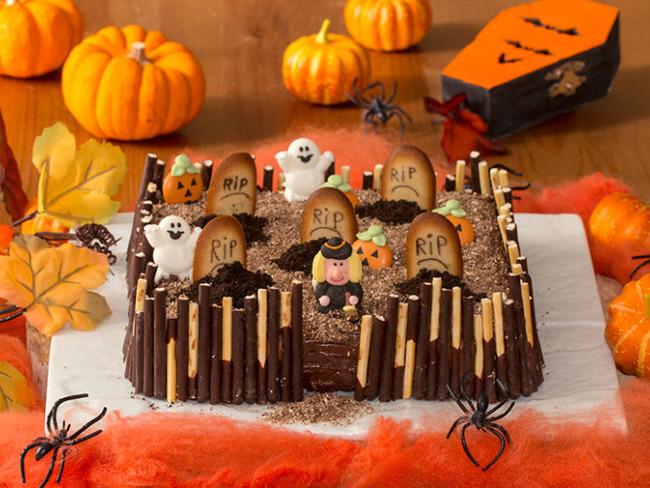 Gâteaux maléfiques pour fête magique