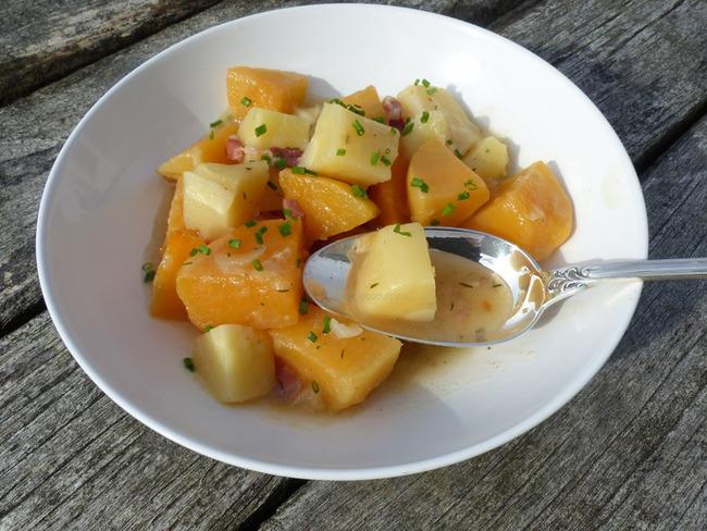 Ragoût de légumes oubliés