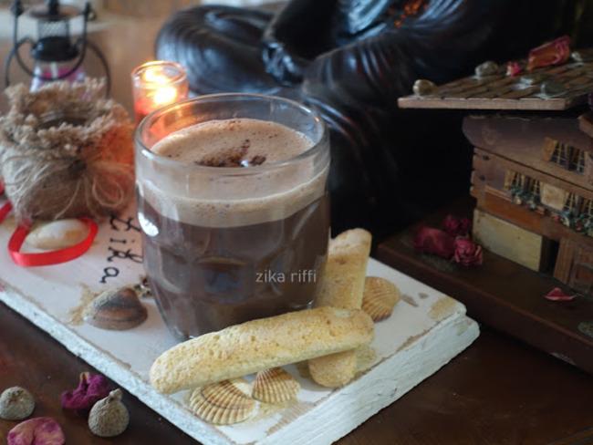 Chocolat chaud facile et délicieux