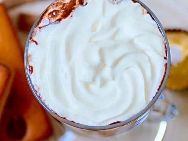 Chocolat chaud à l'ancienne